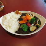 キリンシティ - 10種野菜の黒ビールカリー