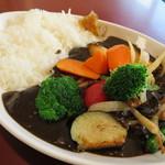 キリンシティ - 10種野菜の黒ビールカリーアップ