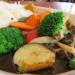 キリンシティ - 10種野菜の黒ビールカリードアップ