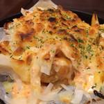 さくら水産 - 明太ポテトチーズ焼き