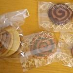 ステラおばさんのクッキー - クッキー10個 540円