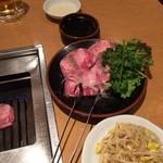 焼肉牛車 - 牛タン