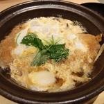 紅 - かつ鍋(ロース)1388円