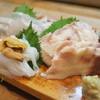 Sakaezushikokichi - 料理写真:鯛、いか、さえずり