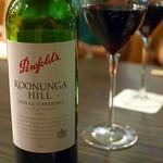 鉄板焼 二平 - 赤ワイン