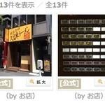 くるめや - 謎の公式写真(笑)(2014.12)