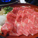すき焼 三光舎 - 1万円(飲み放題)コース