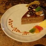 ハナあかり - 紅茶のケーキ