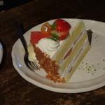 ハナあかり - 季節のショートケーキ