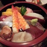 千寿司 - ちらしアップ