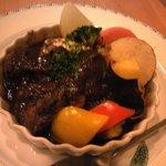 洋食の家 キャベツ - ビーフシチュー