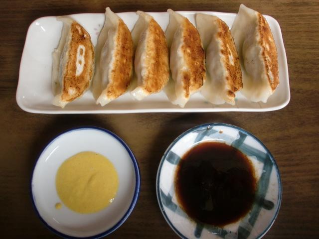 味の清ちゃん - 餃子