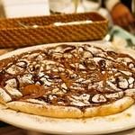 カトリカ - 2014.12 チョコレートのピザ