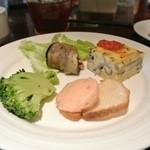 ワザ - 前菜