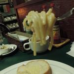 アンジェリー フレスカ - パスタの麺