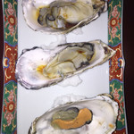 矢乃寿し - 生牡蠣