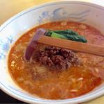 美華 - 3回目も担々麺