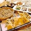 蕎麦・天ぷら 権八 - 料理写真:お任せ旬の天ぷらコース