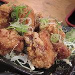 33375446 - ランチ「油淋鶏定食 780円」アップ