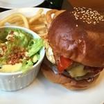 ハンバーガーモンスター - また食べたいなー!