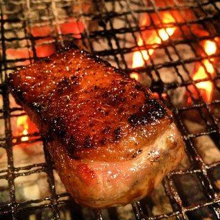 炭火焼き料理