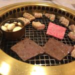 南大門 - 塩焼き。今度はタレづくしで食べてみたいなー。