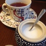 オステリアカルマ - 紅茶