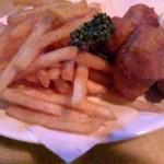 ハーツカフェ - ポテトフライ&鶏の唐揚げ