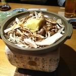 酒菜禅 - 料理写真:きのこetc鍋