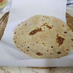 ブルームーン - 料理写真:チャパティー