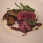 ダノイ - 鴨肉のグリル