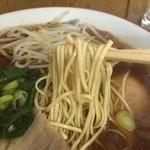 33389543 - 平麺の細麺