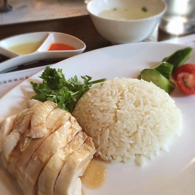 海南鶏飯食堂2 恵比寿店 - 海南鶏飯ランチデート(笑)をした!