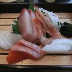 お食事処日本海 - お気軽膳(お造り)