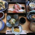 お食事処日本海 - お気軽膳