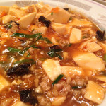 中華料理 香新 - 麻婆豆腐