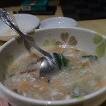 33394672 - 牛肉のとろみスープ