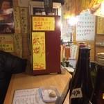 杉田もつ肉店 - 注文口