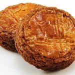danish×danish baked by BURDIGALA - ガレット・ブルトンヌ