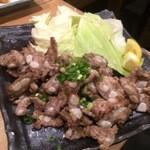 綱島の串屋横丁 - バラ軟骨 580円