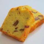 和栗ときび砂糖のパウンドケーキ(販売期間 9月~11月)