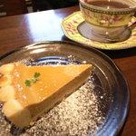 珈琲家if. - 料理写真:本日のケーキセット