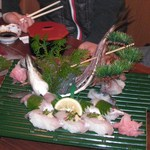 関の瀬 - 関アジさんのお寿司です。