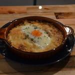 GASSE - タマゴとチーズの焼きカレー