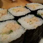 鮨処 竜敏 - 大人の納豆巻き