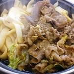 吉野家 - 料理写真:2014.12牛すき鍋膳!