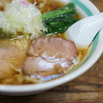 麺壱 吉兆 - チャーシュー