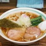 麺壱 吉兆 - 支那そば(魚介)