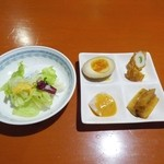 菜遊記 - サラダと前菜