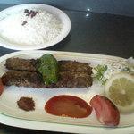 ペルシャ料理シルクロード - キャバクヒデ